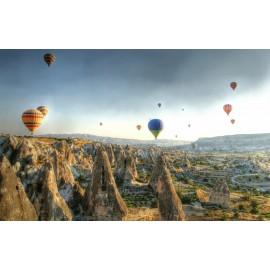 Gaziantep'ten Kapadokya Turu