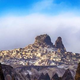 Kayseri'den Günübirlik Kapadokya Turu