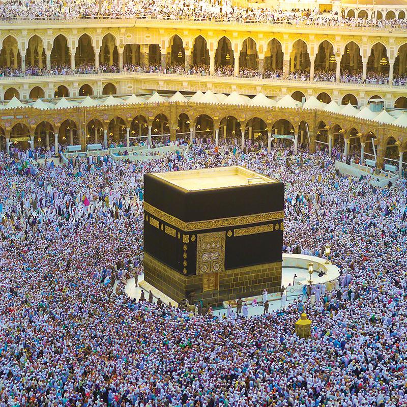Umre Mekke Ziyaret Yerleri